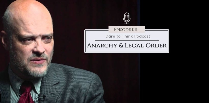 Gary Chartier, Anarchy & Legal Order