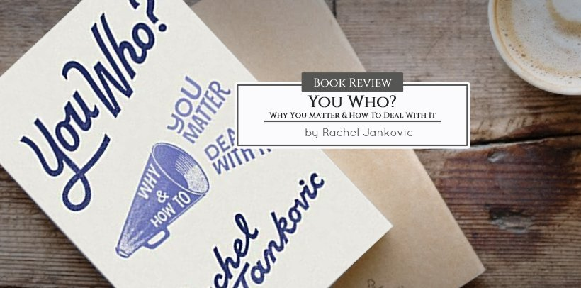 You Who? Why Rachel Jankovic is Wrong on Identity