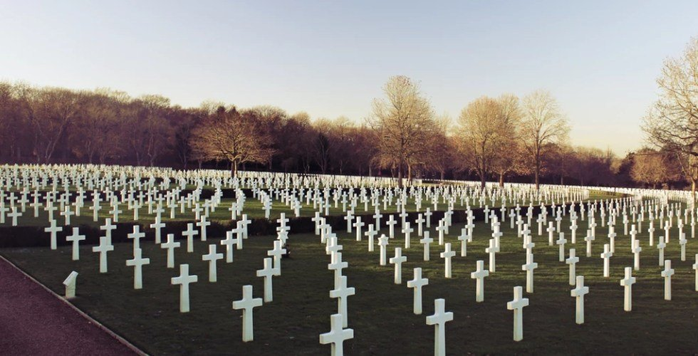 Should Christians give thanks for Memorial Day?